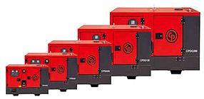 Stromaggregat bis 15 kVA