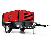 Dieselkompressor 11,5 m³/min, 12 bar, mit Nachkühler, Wasserabscheider