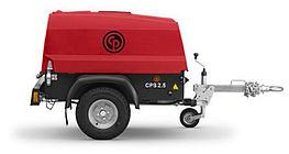Dieselkompressor 2,5 m³/min, 7 bar