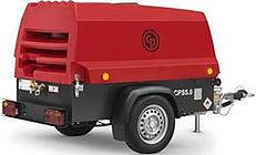 Dieselkompressor 4,0 m³/min, 7 bar mit Nachkühler