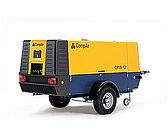 Dieselkompressor 11,5 m³/min, 12 bar mit Nachkühler