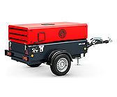Dieselkompressor 4,5 m³/min, 8 bar