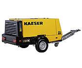 Dieselkompressor 8,5 m³/min, 10 bar mit Nachkühler